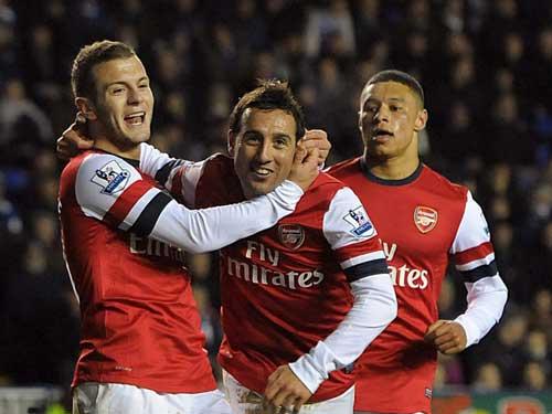 Arsenal - MU: Danh dự và hơn thế nữa - 1