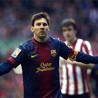 Messi phá kỉ lục của CR7 ngày Barca mất điểm