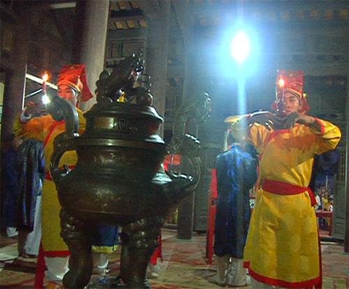 Đại lễ cầu siêu cho các hùng binh Hoàng Sa - 3