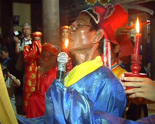 Đại lễ cầu siêu cho các hùng binh Hoàng Sa - 4