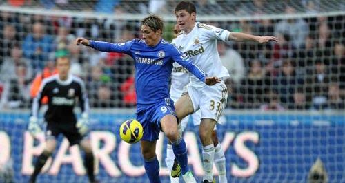 Chelsea – Swansea: Ngư ông đắc lợi - 2