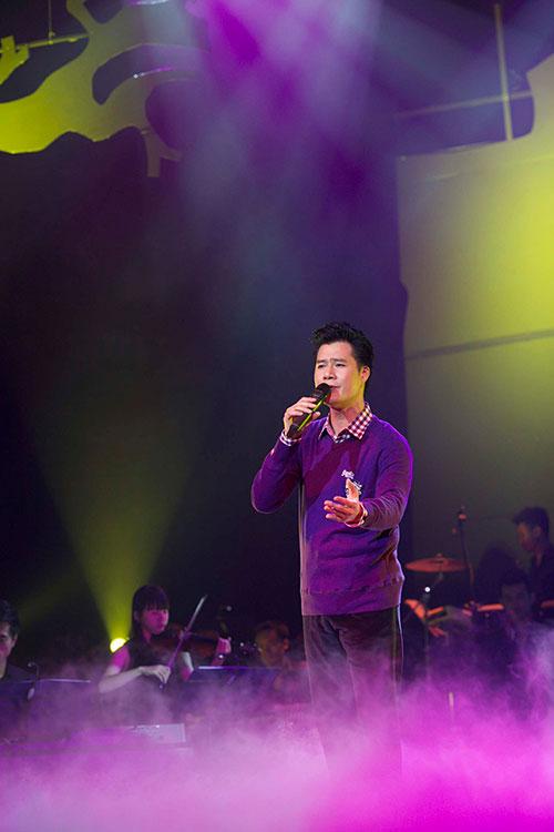 Quang Dũng phiêu trong liveshow Hà Nội - 6