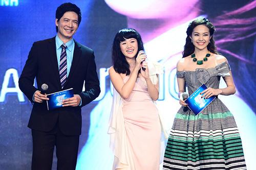 Căng thẳng Top 3 ca nhạc HTV Adwards - 2