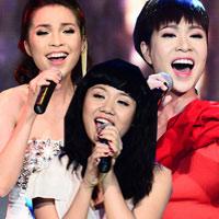 Căng thẳng Top 3 ca nhạc HTV Adwards