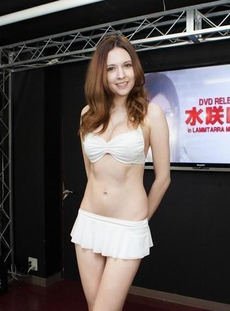 """""""Thiên thần"""" Nhật quyến rũ cùng bikini - 3"""