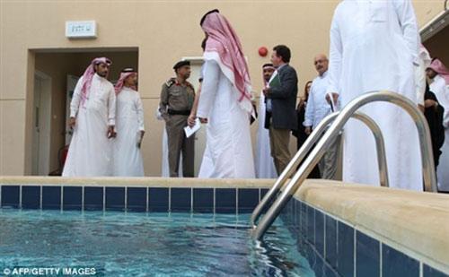 Những câu chuyện kỳ lạ ở Ả Rập Xê Út - 7