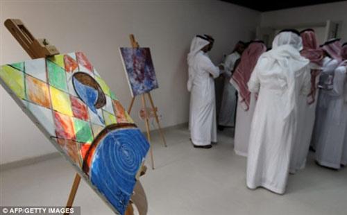 Những câu chuyện kỳ lạ ở Ả Rập Xê Út - 12