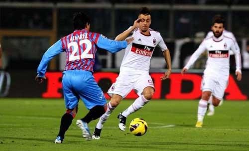 Milan – Catania: Niềm tin nơi Balotelli - 2