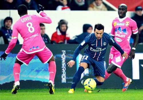 Evian TG - Paris SG: Trả mối thù cũ - 1