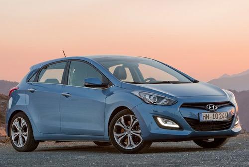 """Hyundai i30 2013: Chất lượng cả """"tiểu tiết"""" - 1"""