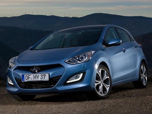"""Hyundai i30 2013: Chất lượng cả """"tiểu tiết"""" - 2"""