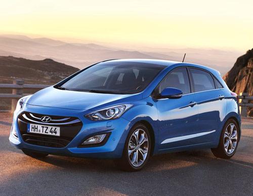 """Hyundai i30 2013: Chất lượng cả """"tiểu tiết"""" - 4"""