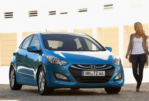 """Hyundai i30 2013: Chất lượng cả """"tiểu tiết"""" - 5"""