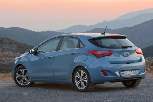 """Hyundai i30 2013: Chất lượng cả """"tiểu tiết"""" - 7"""