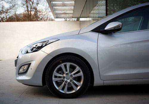 """Hyundai i30 2013: Chất lượng cả """"tiểu tiết"""" - 14"""