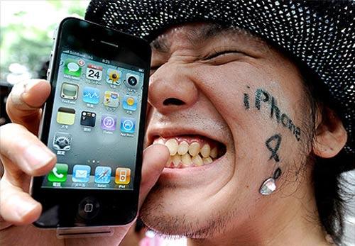 iPhone có chỉ số trung thành cực cao - 1