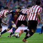Bóng đá - Bằng chứng Barca quá phụ thuộc Messi