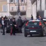 Tin tức trong ngày - Xả súng bên ngoài văn phòng Thủ tướng Italia