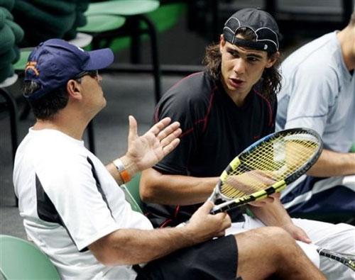 Nadal: Bài học khắc nghiệt của chú Toni (Kỳ 17) - 1