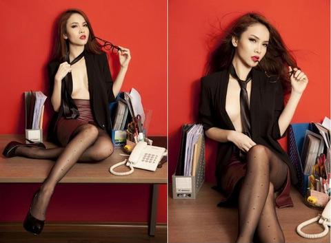 Top người đẹp sexy nhất showbiz Việt - 2