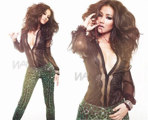 Top người đẹp sexy nhất showbiz Việt - 6