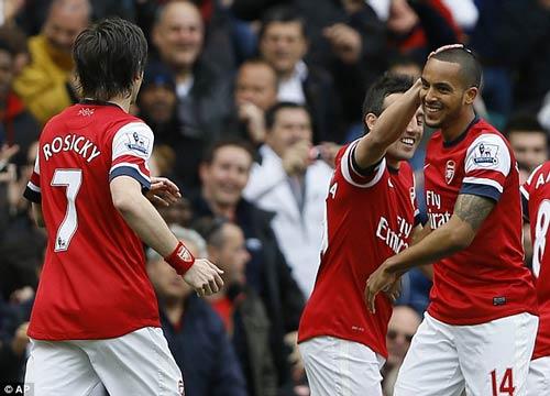 Hậu Arsenal – MU: Đời không như mơ - 1