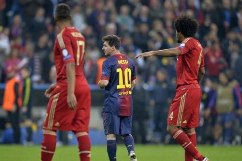 Vì Messi, Bayern chưa dám nghĩ tới CK C1 - 1