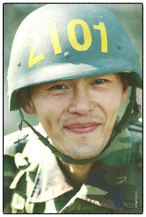 Nguy cơ chiến tranh - Sao Hàn nhập ngũ - 5