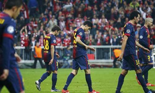 Barca thời Tito: Không biết phòng thủ - 1
