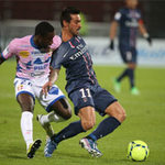 Bóng đá - Evian - PSG: Nhọc nhằn vượt khó