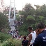 Tin tức trong ngày - Thái Lan: Đứt cáp treo, cầu sập kinh hoàng