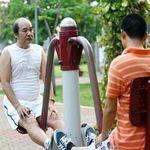 """Tin tức trong ngày - Hình ảnh """"lạ"""" trong công viên ở TPHCM"""
