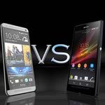 Thời trang Hi-tech - HTC One vs Sony Xperia Z: Không khoan nhượng