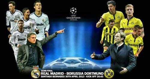 Real – Dortmund: Chiến đấu tới cùng - 1