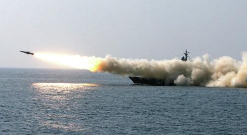 Xem tàu chiến Nga phóng tên lửa hạ mục tiêu - 4