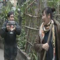 Clip hài Quang Thắng: Săn cậu rồng