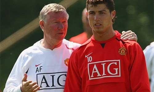 HOT: MU hợp tác cùng Nike mua Ronaldo - 1