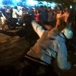 Tin tức trong ngày - Vi phạm GT còn dọa bắn, vật ngã cảnh sát