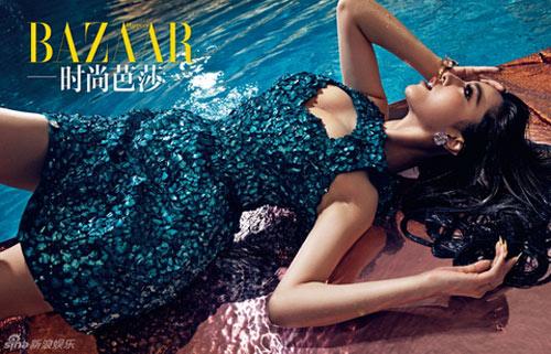 Phạm Băng Băng, Song Hye Kyo đẹp rạng rỡ - 7