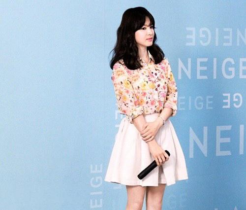 Phạm Băng Băng, Song Hye Kyo đẹp rạng rỡ - 3
