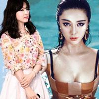 Phạm Băng Băng, Song Hye Kyo đẹp rạng rỡ