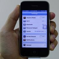 Biến smartphone thành điểm phát sóng WiFi