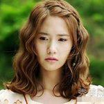 Tóc đẹp mà nữ tính như Yoona