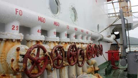 Cận cảnh tàu lạ xâm nhập trái phép biển VN - 7