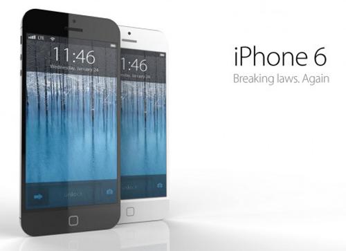 iPhone 6 ra mắt sau iPhone 5S một năm - 1