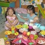 Giáo dục - du học - Bốc thăm vào trường mầm non