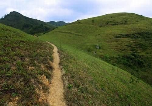 Mê mẩn vẻ đẹp cao nguyên Đồng Cao - 2