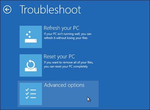 Cách khắc phục lỗi khởi động trên Windows 8 - 4