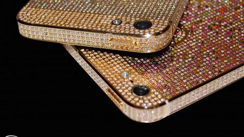 """iPhone 5 phủ kín kim cương giá """"khủng"""" - 4"""