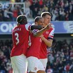 Bóng đá - Arsenal & top 4: Chỉ ngại rủi ro